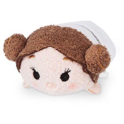 Tsum Tsum Princess Leia Organa on Endor Star Wars Mini Plush Toy Figurine