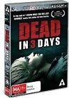 Dead In Three Days (DVD, 2009)