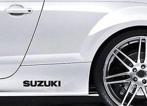 X Side Skirt Stickers Fits Suzuki Alto Swift Car Graphics Premium - Graphics for alto car
