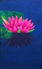 Barbara Shapel - WATER LILLY Pattern - FREE US SHIPPING