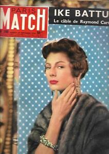 PARIS-MATCH-n-390-de-1956-Robert-Stroud-Elvis-Presley-Paul-Valery-De-Gaulle