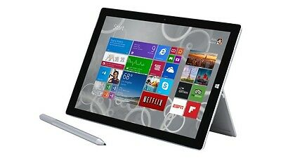 NEW [BUNDLE] Microsoft Surface Pro 3 i7 256GB SSD 8GB RAM w/ Type Cover 3