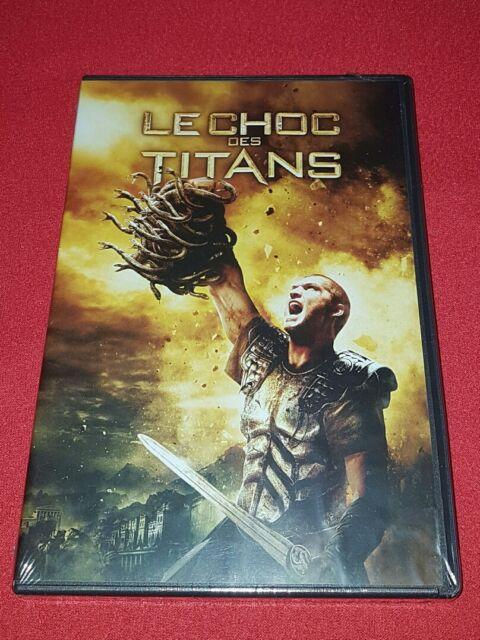 """DVD """" Le Choc des Titans """" NEUF sous blister"""