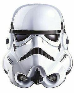 Karneval Fasching Maske Gesicht Stormtrooper Maske NEU
