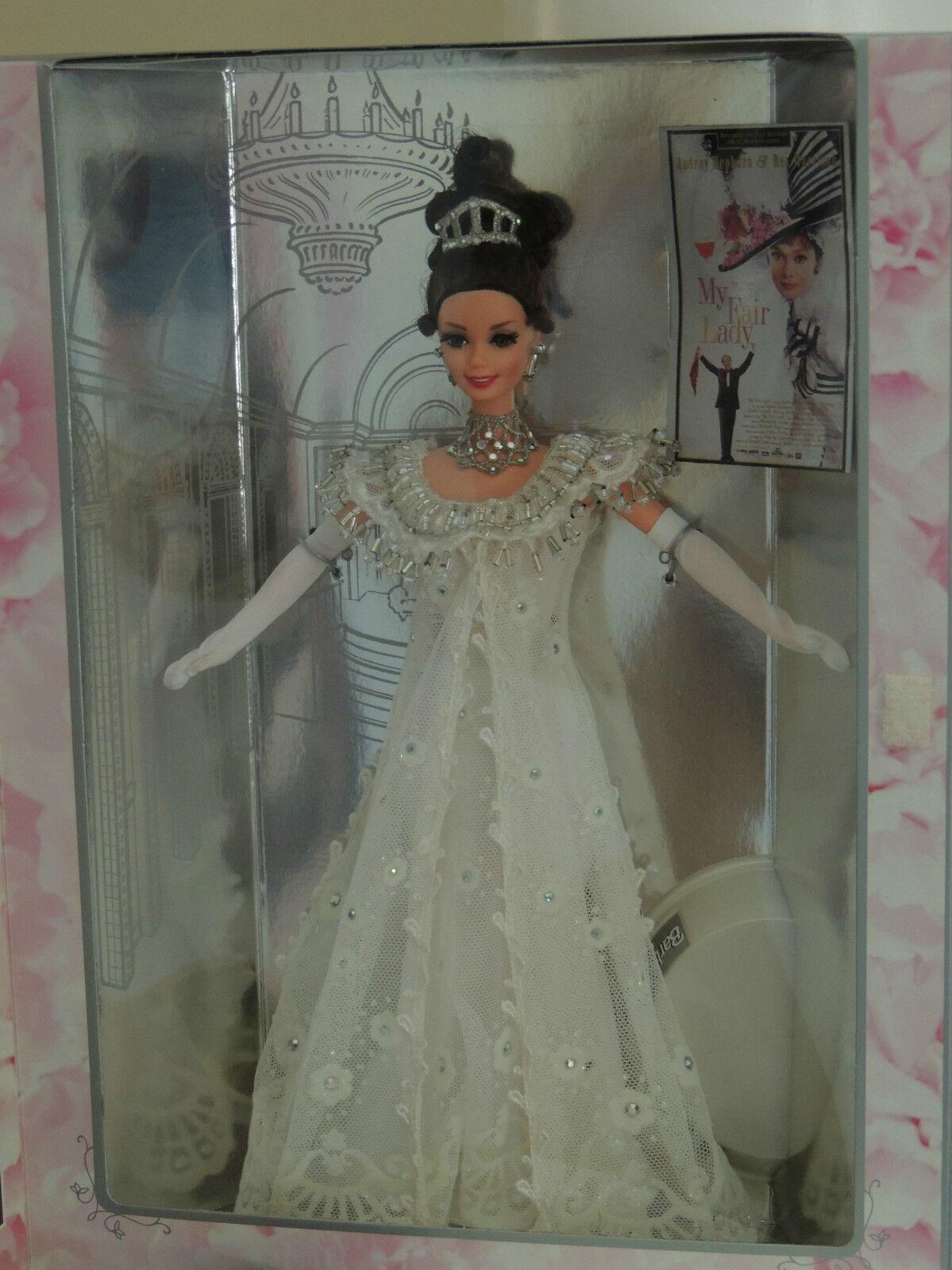 Juego Completo De My Fair Lady 5 Muñecas Barbie De 1995 cajas nunca quitada de