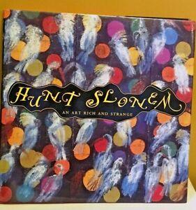 Hunt-Slonem-An-Art-Rich-and-Strange-by-DONALD-B-KUSPIT-2002-Hard-Cover-Catalog