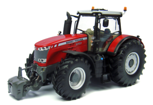 Universal Hobbies Massey Ferguson 4231 8737 Diecast Modelo Tractor