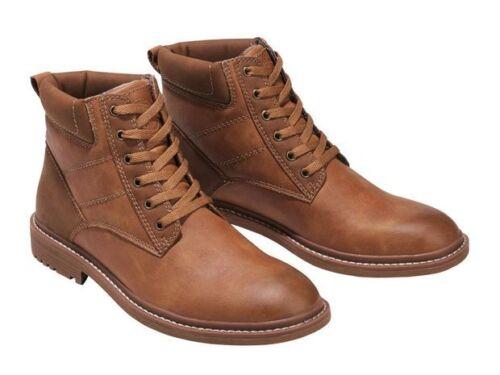 Livergy Hommes Montante Chaussures De Loisirs Bottes Neuf