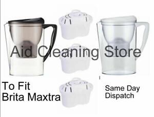 Caraffa filtrante universale filtri acqua Britta CARTUCCE di Ricambio confezione da 6
