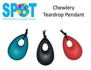 Chewlery-Pendant-Silicone-Chew-Necklace-AUTISM-special-needs-SENSORY-chewy