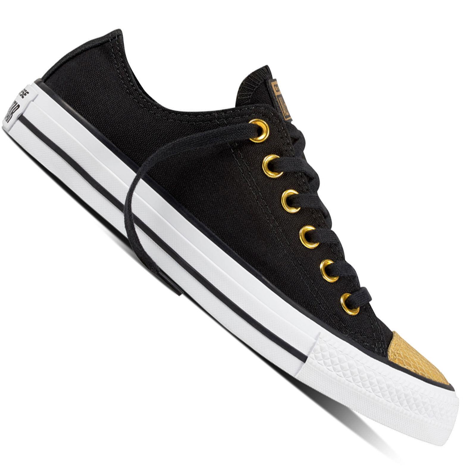 Converse Chuck Chuck Chuck Taylor All Star Ox Femmes-Sneaker Baskets Metallic Gold Chuck   élégante    Paris    Outlet Online  e2acc1