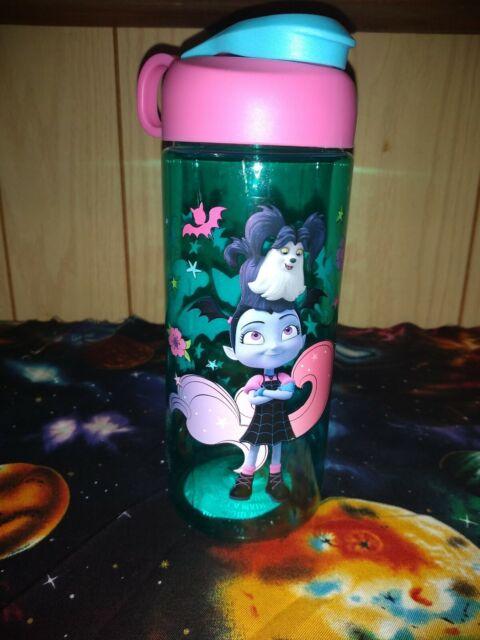 16.5oz Kids Water Bottles New, Multiple Designs Snap Lid