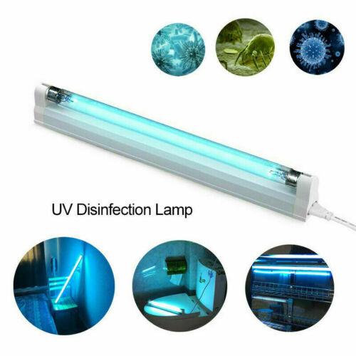 UVC Germicidal light Tube UV Ozone Ultraviolet Sterilizer Lamp Bulb 110//220V