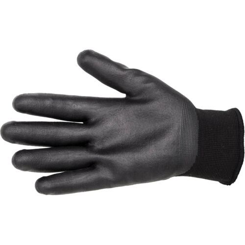 Mark Todd léger été Yard Gants de protection Grip Small-Large Noir