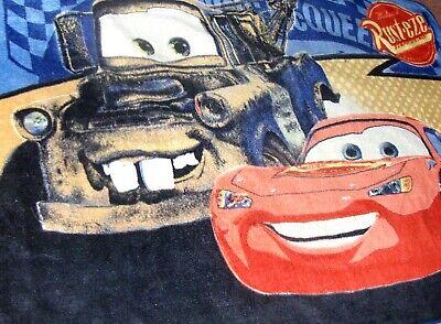 DISNEY CARS RUG 44X80 LIGHTNING McQUEEN