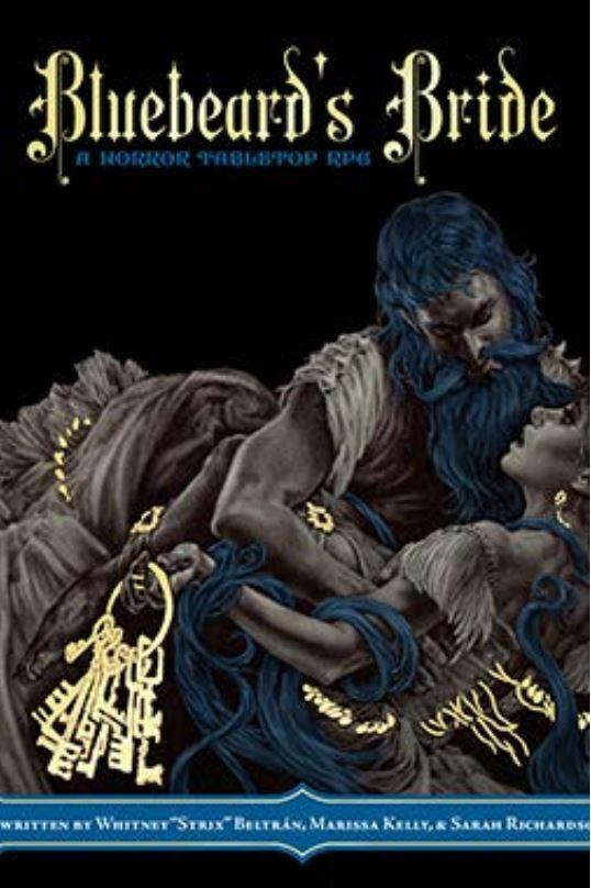 blueebeards Bride - A Horror Tabletop RPG - Rulebook