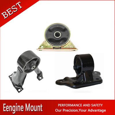 Engine Motor /& Trans Mount 4PCS Set For 2010-2011 Mitsubishi Lancer GTS 2.4L FWD
