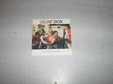 CELINE DION CD SINGLE AUTRICHE GOLDMAN TOUT L'OR