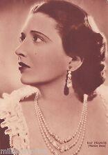 # CINEMA - ATTRICI: KAY FRANCIS - Ediz. Mondadori - 1937
