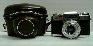 Zeiss-Ikon-Contaflex-Film-Camera