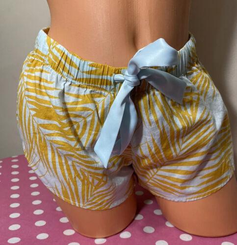 Victoria's Secret NWT Light Weight Sleep Shorts Elastic Waist Band Size XL