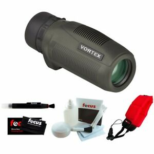 Vortex Optics S105 Solo 10x25 Monocular Bundle