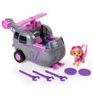 Paw Patrol Flip Fly Skye Vehicle Helicopter Toy Kids Ebay