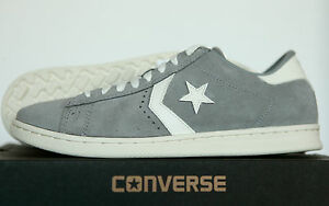 Details zu Neu All Star Converse Chucks low Pro Leather Leder Sneaker 135161c (79)