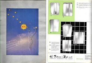 Accessori Bagno Vintage : Paleari milano accessori bagno vintage specchiere cromate