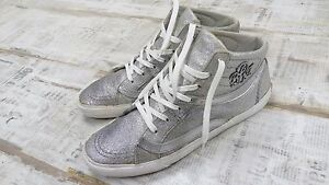Replay metallic donna silver R rv380005s us U Nero shining e 39 8 Sneackers qFfUqSrZ