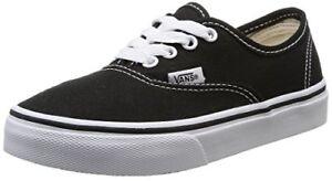 22ecc6374c6 Vans VN-0WWX6BT  Authentic Kid(PS GS) Skate Black True White Sneaker ...