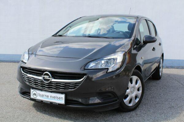 Opel Corsa 1,4 16V Enjoy aut. billede 0