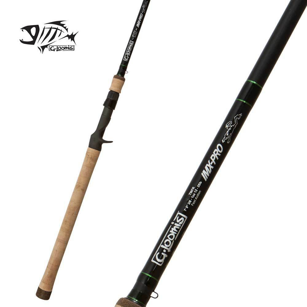 G Loomis IMX-PRO Topwater Frog Casting Rod 884C TWFR 7'4  Heavy 1pc