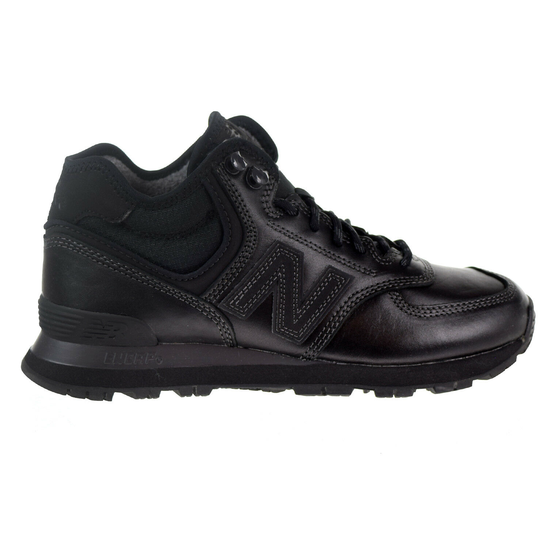 New Balance 574 Men's shoes Black MH574-OAC