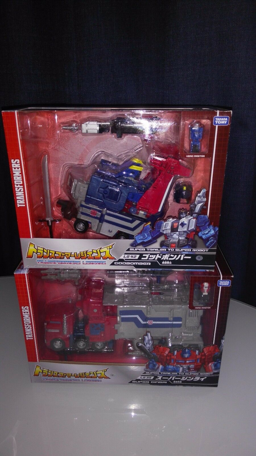 Transformers leyendas LG35 Ginrai LG42 godbomber Masterforce Masterforce Masterforce Menta en Caja Sellada  bajo precio