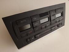 AUDI a4 2001-2008 vero singolo DIN 1din Climatizzatore Riscaldatore Riscaldamento Sedili