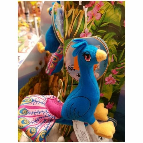 The Island Princess Azul Pavone Peluches Mattel Barbie