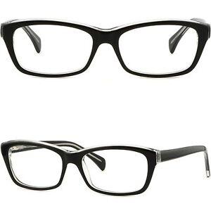 Leichte Damen Herren Brille Vollrand Brillengestell Fassung Rechteckig Schwarz aodWA5jcd