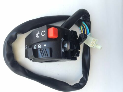 KILL CHOKE LIGHT STARTER SWITCH FOR ATV QUAD 50cc 70 90 110cc 125CC  Kazuma SunL