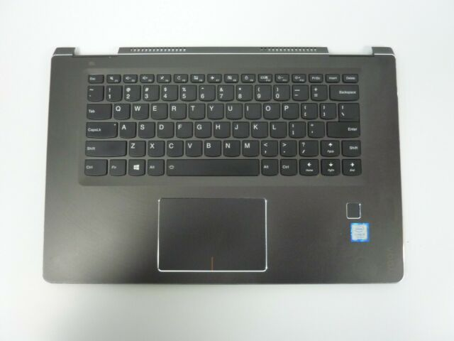 "Lenovo Yoga 710-15IKB 15/"" Grade B Touchpad Palmrest Keyboard Assembly"