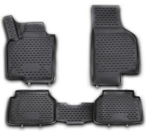 AD Tuning FM21005 Passform Gummifuàÿmatten (5-teilig) schwarz