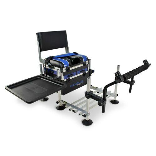 Koala-Products-KS3-System-Seat-Box-Back-Rest-Footplate-Spray-Bar-amp-Side-Tray