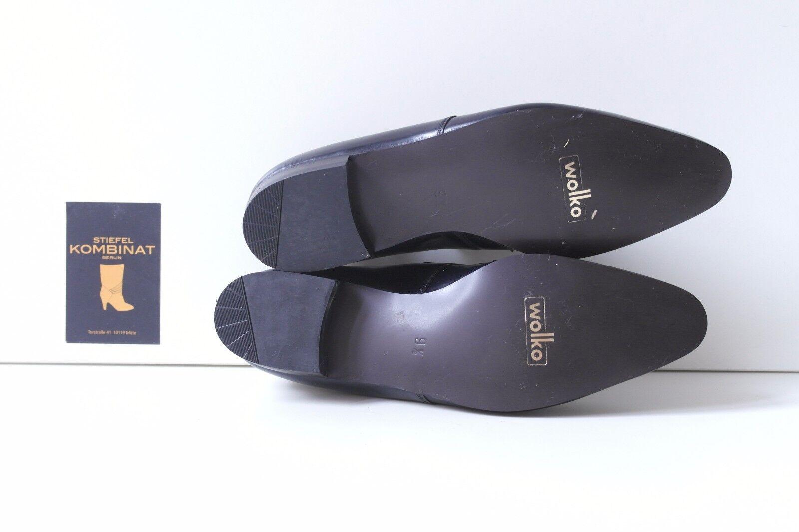 True Vintage Vintage Vintage wolko Kent antico 60er normalissime scarpe da uomo scarpe basse Loafer | Ordini Sono Benvenuti  | Gentiluomo/Signora Scarpa  79d2ce