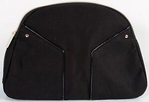 Yves Saint Laurent Cosmetic Bag Pouch Trousse Makeup Bag New ...
