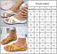 thumbnail 3 - Womens Summer Flat Sandals Open Toe Sliders Slipper Bunion Corrector Beach Shoes