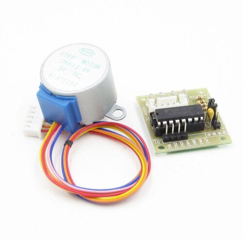 Schrittmotor Stepper Motor 28BYJ-48 5V Treiberplatine ULN2003 für Arduino