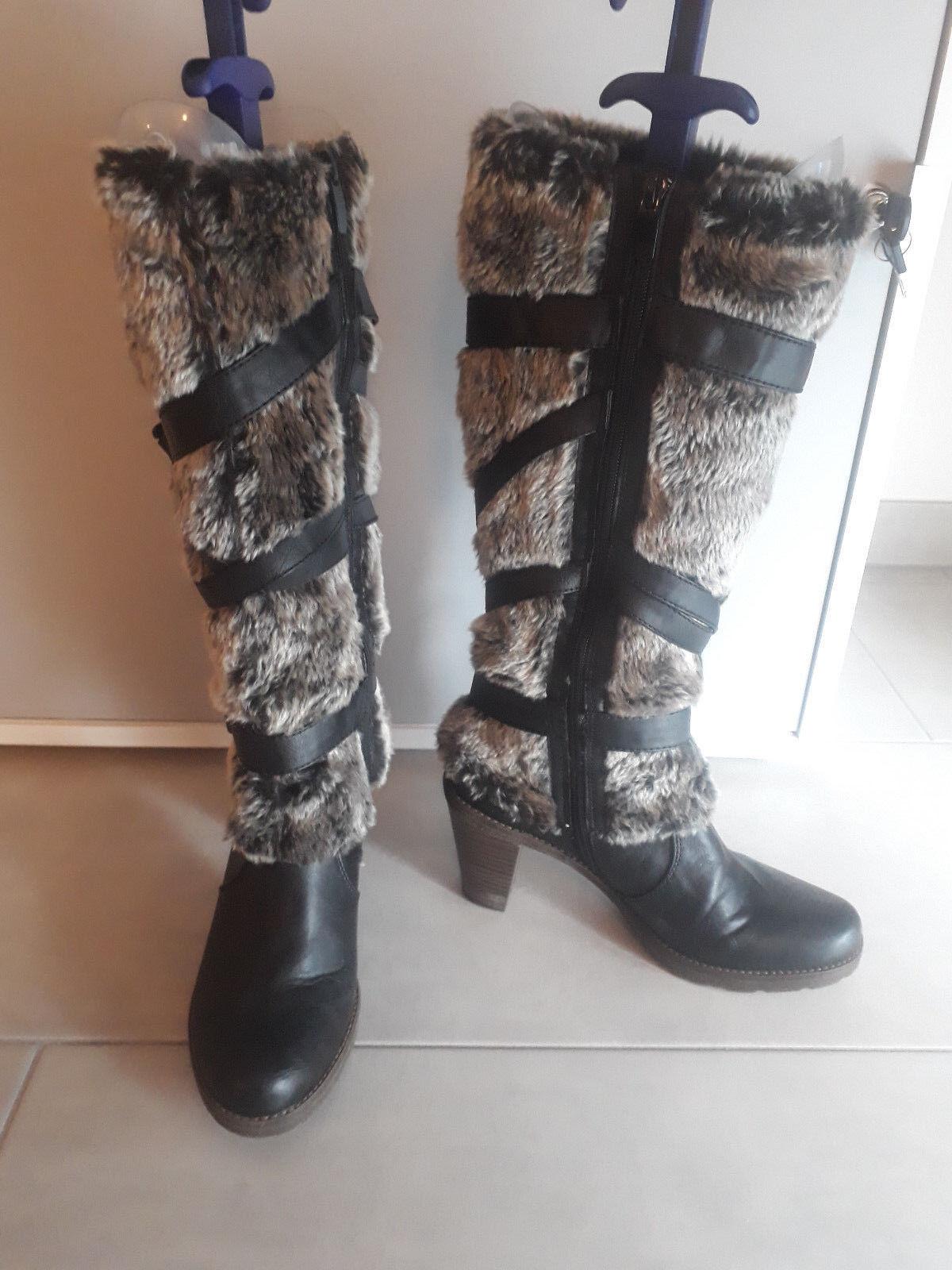 Anna Field Stiefel schwarz 40 Gr 40 schwarz e0cd48