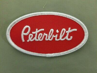 Kenworth Truck Automotive Embroidered Iron On Patch
