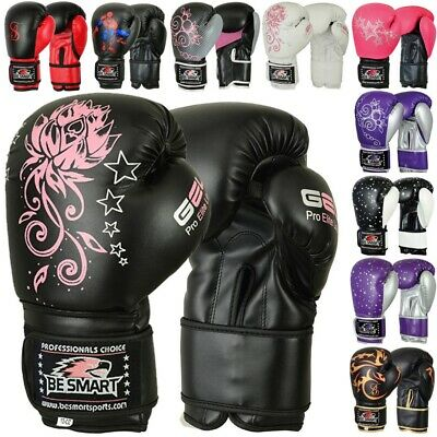 KIDS YOUTH JUNIOR BLACK HAND WRAPS WRIST SUPPORTS FOR MUAY THAI SPORTS TRAINING