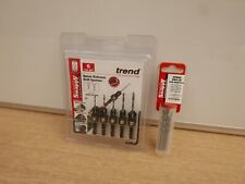 """Trend SNAP//DB764//10 Snappy 7//64/"""" Drill Bit Pack of 10"""